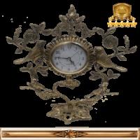 ساعت رومیزی برنزی