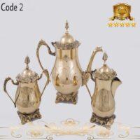 ست چای خوری انگلیسی کد ۲