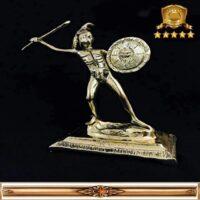 سرباز رومی برنزی