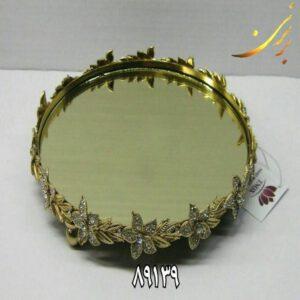 سینی برنج و شیشه کوچیک ۸۹۱۳۹
