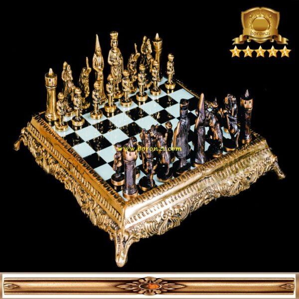 شطرنج درجه یک برنزی