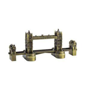 ماکت تزیینی پل لندن فلزی آنتیک