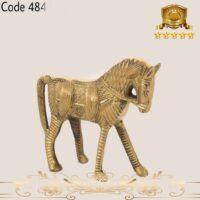 مجسمه اسب قلم کاری ۴۸۴