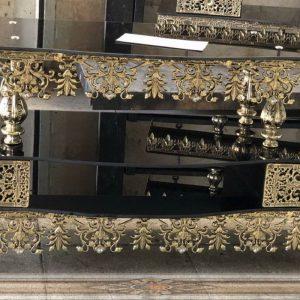 میز تلویزیون برنز کد ۳۴۹ سایز ۱۲۰