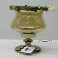 گلدان برنج و شیشه ۸۹۱۴۵