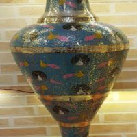 گلدان برنجی بزرگ ۱۳۸۰