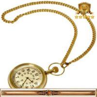 ساعت جیبی برنجی هندی