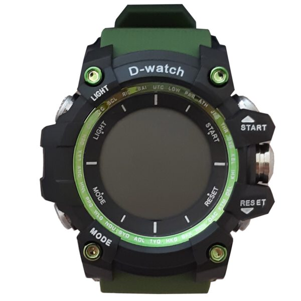 ساعت هوشمند مدل D Watch