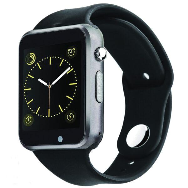 ساعت هوشمند کینگ تک مدل A1 همراه محافظ صفحه نمایش و استند اختصاصی شیدتگ