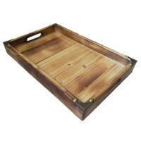 سینی چوبی مدل BOU-A110