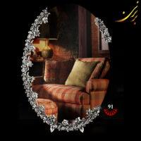 آینه شمعدان 91