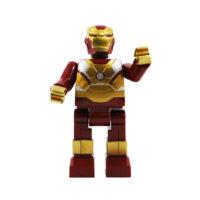 ربات اسباب بازی مدل Iron Man