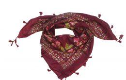 روسری کوه شاپ مدل ریشه دار