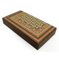 صفحه شطرنج و تخته نرد گالری نفیس طرح فرش طول 50 سانتیمتر