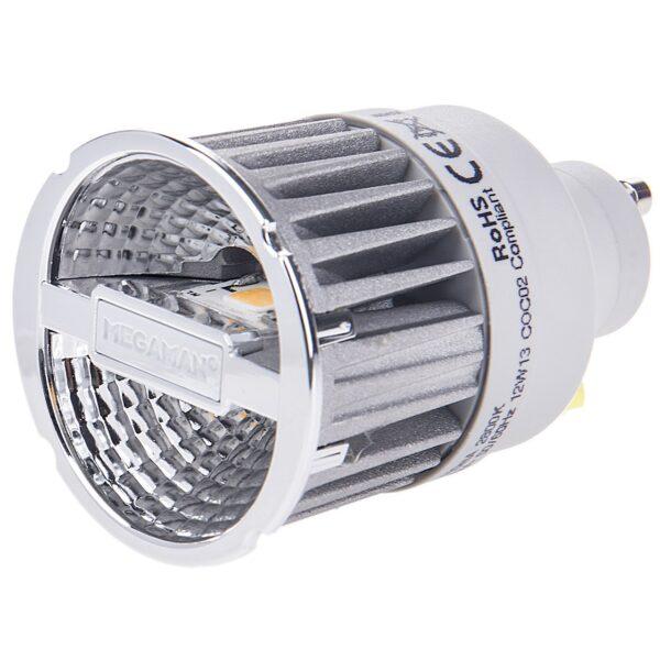 لامپ ال ای دی 8 وات هالوژن مگامن مدل GU10 8W