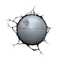 چراغ دیواری تری دی لایت اف ایکس مدل Death Star