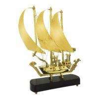 کشتی برنجی مدل 01