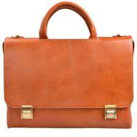 کیف اداری چرم طبیعی کهن چرم مدل L95-1