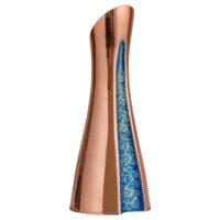 گلدان مسی رزدیس مدل swan-22006