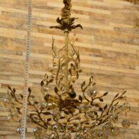 لوستر درختی برنزی