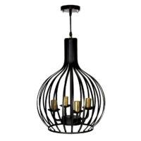 چراغ آویز طرح Bird-cage