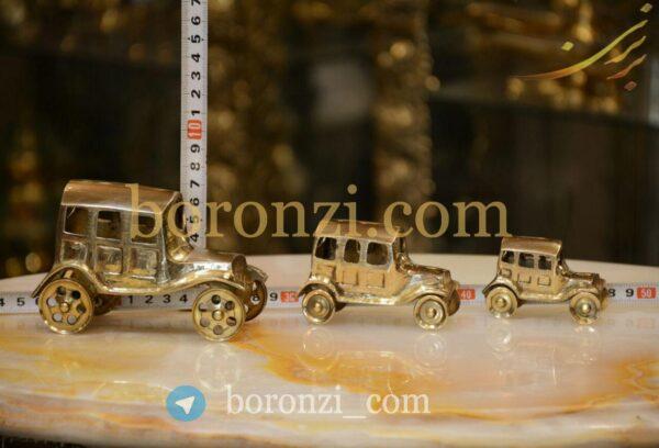 ست ماشین برنجی هندی