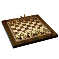 صفحه شطرنج مدل گردو طرح 616