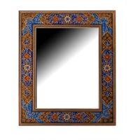 قاب آینه خاتم کاری کد 4-70174